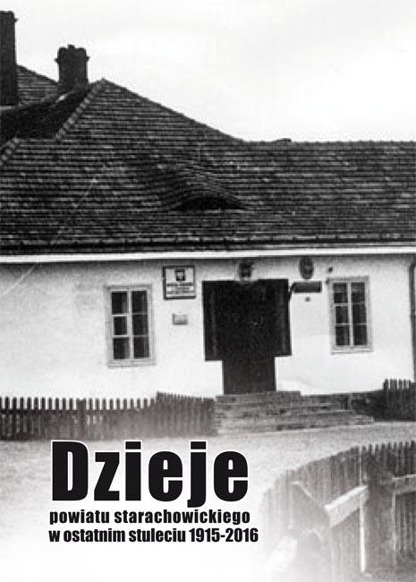 dzieje powiatu starachowickiego