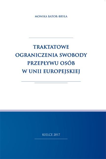 okladka_monika bator-bryla_traktatowe ograniczenia