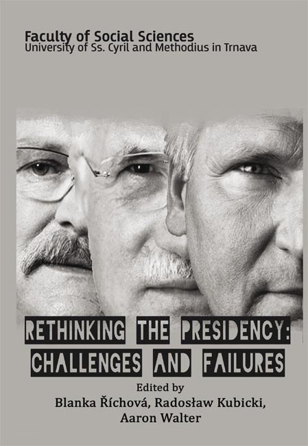 rethinking the presidency
