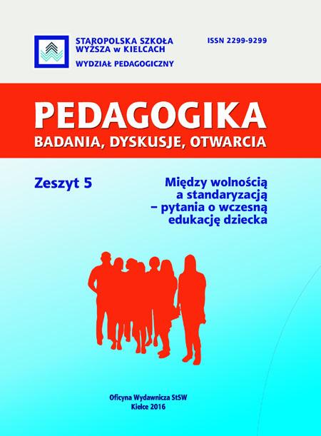 Pedagogika zeszyt 5